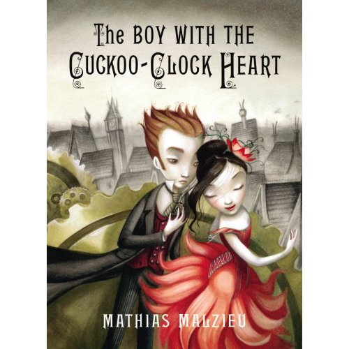 Cover image: The Boy with the Cuckoo-Clock Heart